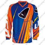 2015 UFO MTB Outfit Off Road Jersey Blue Orange