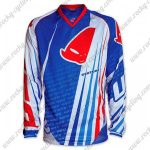2015 UFO MTB Outfit Off Road Jersey Blue White Red
