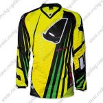 2015 UFO MTB Outfit Off Road Jersey Yellow