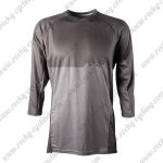 2015 YETI Motocross MTB Outfit Off Road Riding Jersey Grey