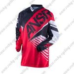 2016 ANSR SYNCRON Motocross MTB Apparel Off Road Jersey Black Red