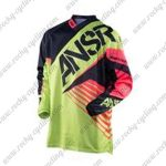 2016 ANSR SYNCRON Motocross MTB Apparel Off Road Jersey Yellow Black Red