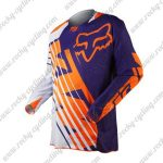 2016 FOX KTM Motocross Racing Jersey Shirt Purple Orange