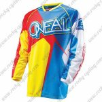 2016 ONEAL Motocross MTB Apparel Off Road Jersey Yellow Red Blue