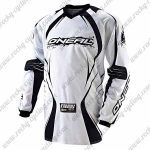 2016 ONEAL Motocross MTB Apparel Riding Jersey White Black