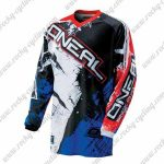 2016 ONEAL Motocross MTB Clothing Off Road Jersey Blue Black