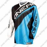 2016 ONEAL Motocross MTB Outfit Riding Jersey Black Blue