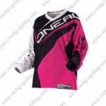 2016 ONEAL Motocross MTB Outfit Riding Jersey Black Pink