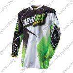 2016 ONEAL Motocross MTB Outfit Riding Jersey Black White Green