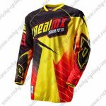 2016 ONEAL Motocross MTB Outfit Riding Jersey Black Yellow Red