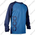 2016 POC Downhill MTB Riding Jersey Light Blue