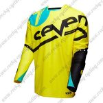 2016 Seven MTB Apparel Off Road Jersey Yellow