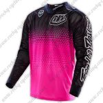 2016 TLD MTB Racing Jersey Black Pink