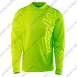 2016 TLD MTB Riding Jersey Yellow Green