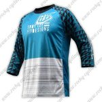 2016 TLD Motocross MTB Riding Jersey Blue White