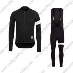 2017 Team Rapha Cycling Long Bib Suit Black