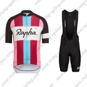 2017 Team Rapha Womens Cycling Bib Kit