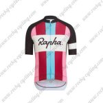 2017 Team Rapha Womens Cycling Jersey Shirt