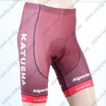 2018 Team Alpecin KATUSHA Cycling Shorts Bottoms Red
