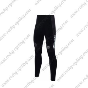 2018 Team BIANCHI Womens Biking Pants Tights Black
