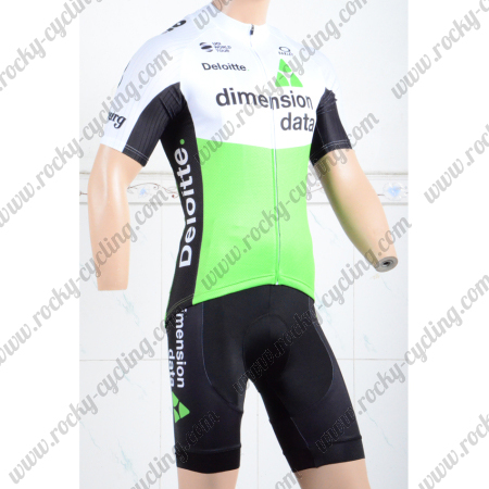 4210894f1 2018 Team Dimension Data Biking Outfit Summer Winter Cycle Jersey ...