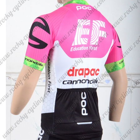 2018 Team EF drapac cannondale Biking Apparel Riding Jersey Tops ... 68df992ec