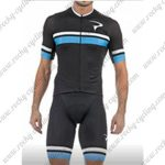 2018 Team PINARELLO Cycling Kit Black Blue