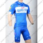 2018 Team QUICK STEP Cycling Kit Blue