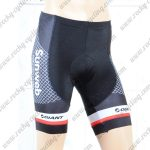2018 Team Sunweb GIANT Cycling Shorts Bottoms Black