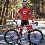 2018 Team TREK Segafredo Cycling Long Suit Red