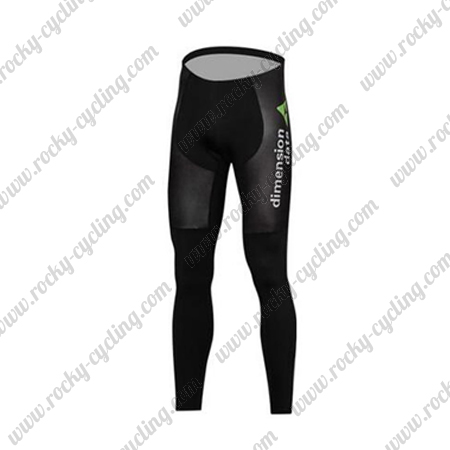 ddb8d1668 ... Winter Thermal Fleece Riding Clothing Padded Pants Tights Black. 2018  Team Dimension data Cycling Long Pants Tights Black