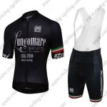 2018 Team Hlungomare Cycle Bib Kit Black