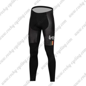 2018 Team LOTTO SOUDAL Cycle Long Pants Tights