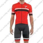2018 Team PINARELLO Cycling Kit Red