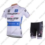 2018 Team QUICK STEP Tour de Italia Cycling Kit White