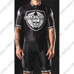 2018 Team ROCK RACING Cycling Kit Black