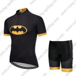 2017 BAT MAN Batman Cycle Kit Black Yellow