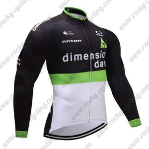 2017 Team Dimension data Cycling Long Jersey