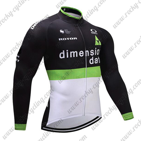2017 Team Dimension data Winter Riding Wear Thermal Fleece Cycle ... db66f070f