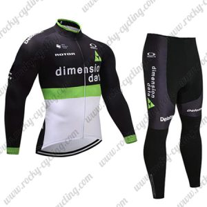 2017 Team Dimension data Cycling Long Suit