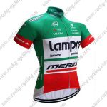 2017 Team Lampre MERIDA Cycling Jersey Maillot Shirt Green Red