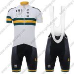 2017 Team Santini AUSTRALIA Cycling Bib Kit