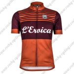 2017 Team Santini L'Eroica Gaiole in Chianti Cycling Jersey Shirt