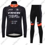 2017 Team TREK San Marco Cycling Long Suit Black Yellow