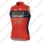 2018 Team BAHRAIN MERIDA Cycling Tank Top Sleeveless Jersey