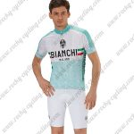 2018 Team BIANCHI MILANO Racing Kit Blue White
