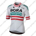 2018 Team BORA hansgrohe Austria Cycling Jersey Shirt White