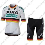 2018 Team BORA hansgrohe Germany Cycle Kit White