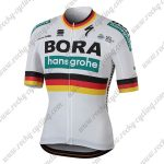 2018 Team BORA hansgrohe Germany Cycling Jersey Shirt White