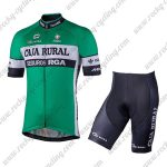 2018 Team CAJA RURAL Riding Kit Green